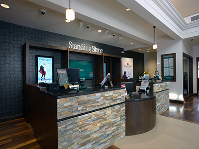 Standing Stone Bank Branch